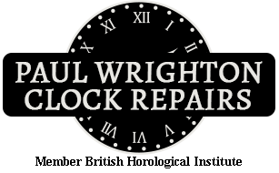 Paul Wrighton Clock Repairs